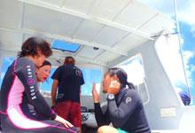 リフレッシュ1ビーチダイビング&「1」ボートダイビングCB-#03