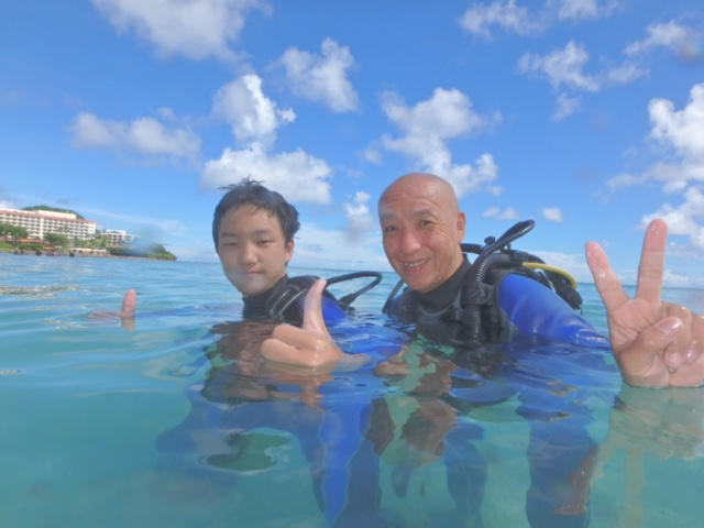 ypao1 diving
